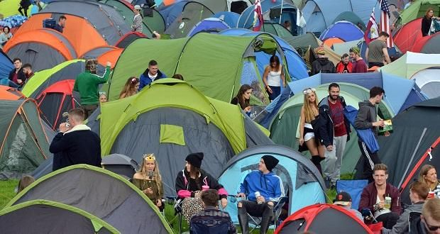 Electric Picnic Delays Expected As Thousands Leave Stradbally