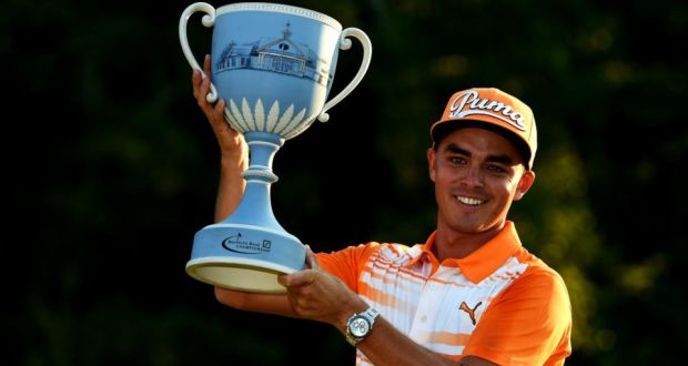 Image result for rickie fowler trophy