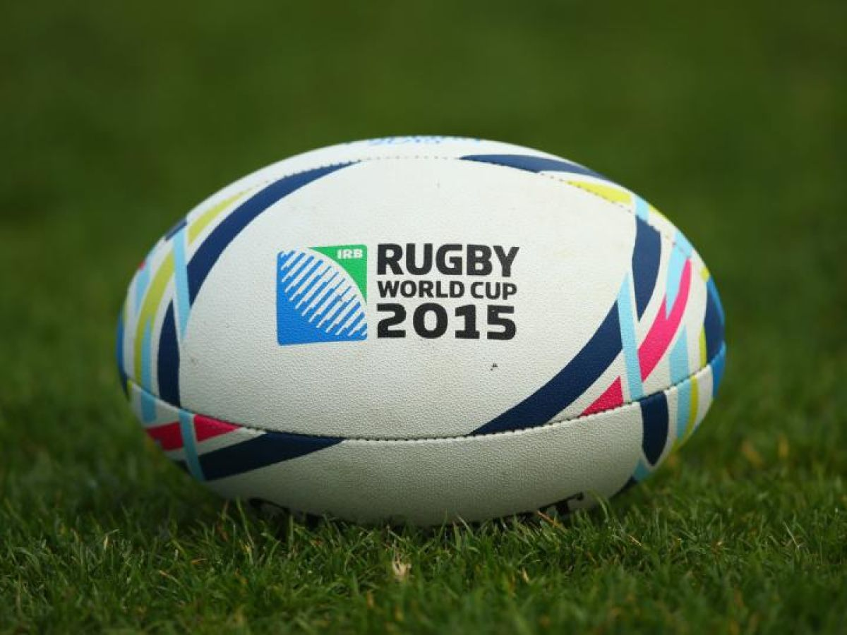 Rwc 15 A History Of The World Cup Match Ball