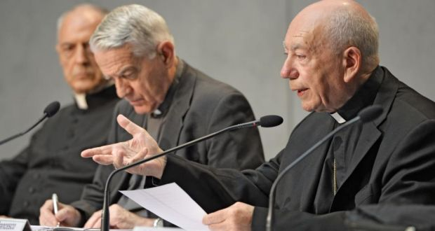 Catholic Church Makes It Easier To Annul Marriage