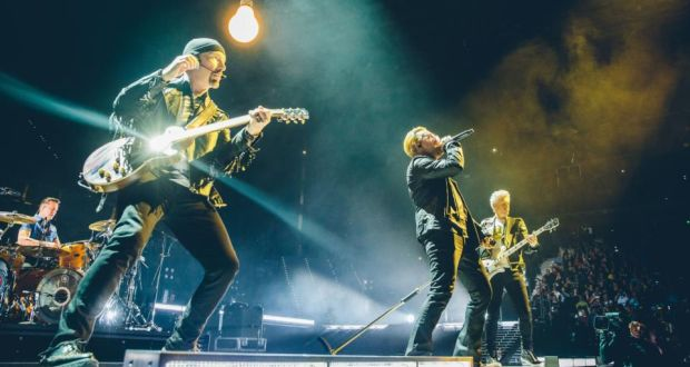 U2 confirm dates for six Irish shows in November