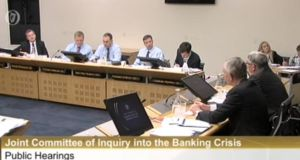 Mr O'Connor said banks were often relying on personal guarantees from borrowers which proved to have no value.