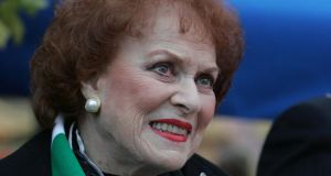 Maureen O'Hara: 'I have so many happy memories of Lugdine'. Photograph:Frank Miller