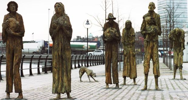 Teeth of children who died in Famine carry hidden history