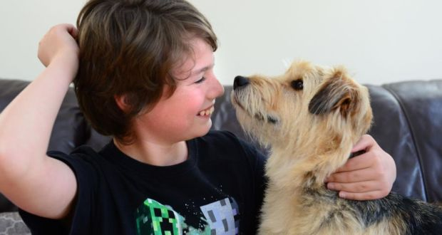 Pets Bring Kids With Autism Out Of >> Pet Project How Dogs Can Help Children With Autism