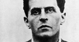 Ludwig Wittgenstein: 'Whereof one cannot speak, thereof one must be silent.' Photograph: Hulton Archive/Getty Images