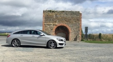 Our Test Drive: the Mercedes-Benz CLA Shooting Brake