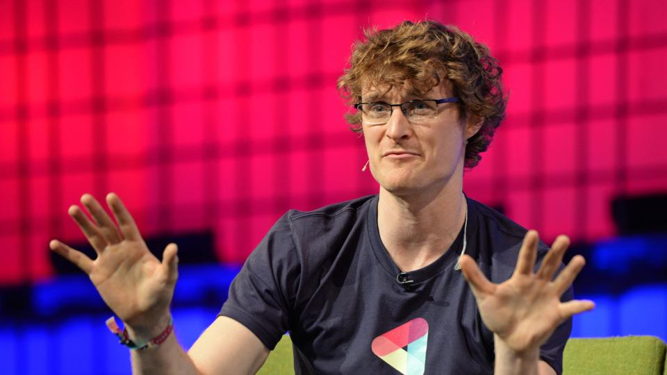 Paddy Cosgrave issues app-ology