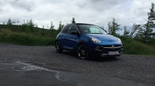 Our Test Drive: the Opel Adam Rocks