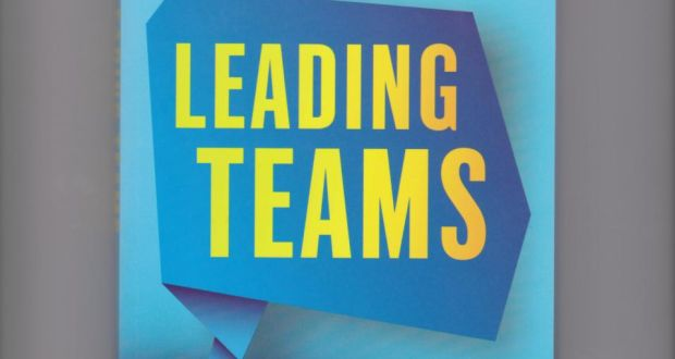 Leading Teams: 10 Challenges, 10 Solutions by Mandy Flint and Elisabet Vinberg Hearn. Pearson: €18.99