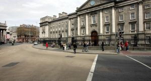 Trinity College Dublin, dropped from 71st place to 78th; UCD dropped to 154th place	 in QS rankings