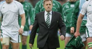 Eddie O'Sullivan: Foreign coaches tend not to flourish in French club rugby.  Photograph: Alan Betson
