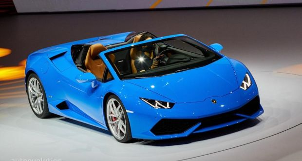 Frankfurt Motor Show Lamborghini S New Electric Supercar With Sideburns