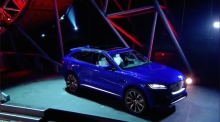 Loopy: Jaguar launch first SUV in world record style