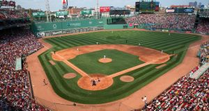Hurling will come to Fenway Park in November. Photograph: Rich Gagnon/Getty Images