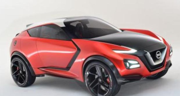 Worksheet. Frankfurt Motor Show Nissans Gripz concept is the future of