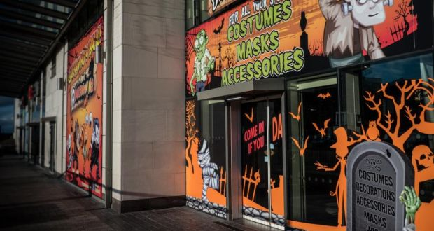 Creative Retail Solutions to open Halloween stores