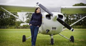 "Ciara O'Toole: In Italy many of her friends were restoring aircraft, salvaging parts and giving them ""a second lease of life"". That second chance idea chimed with her and turned into a business plan"