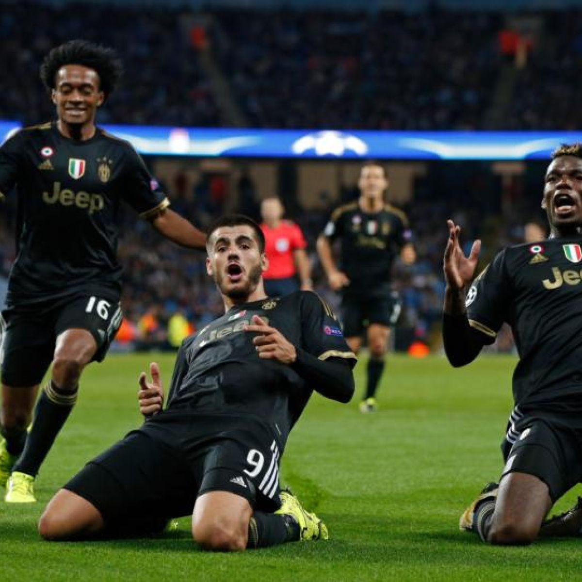 Manchester City Fluff Their European Lines Yet Again