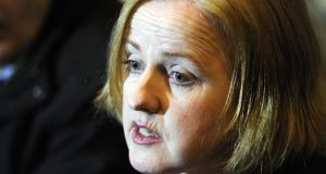 Anti-Austerity Alliance member Ruth Coppinger, TD. Photograph: Dave Meehan/The Irish Times