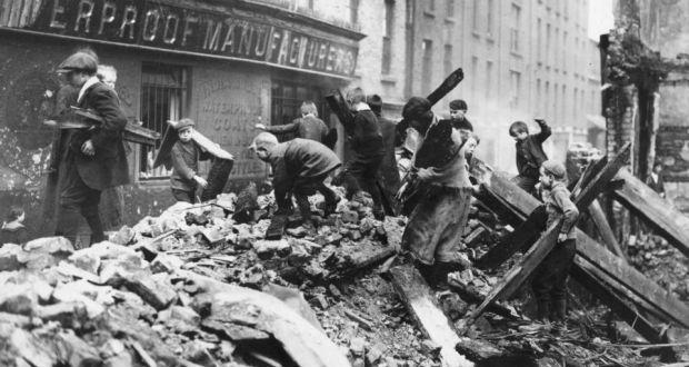 1916: 40 under-16s were shot in a single week
