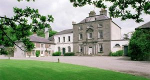 Down €1.1m:  Furness House, Naas, Co Kildare.  In March 2014 came on market asking €3.6m, now for sale at €2.5m