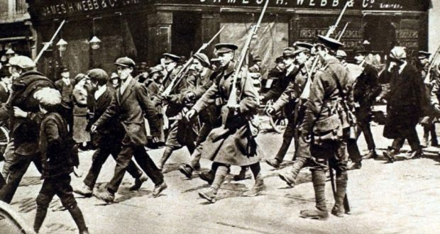 Image result for Easter Rebellion begins 1916 images