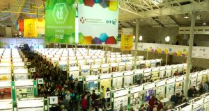BT Young Scientist: find an innovative idea with a tight focus, for a spot at the RDS. Photograph: Colm Mahady
