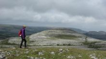 A walk for the weekend: The big mountain feel of the Burren