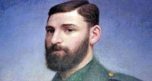Thomas Kent: he and Roger Casement were the only  1916 rebels to be executed outside Dublin