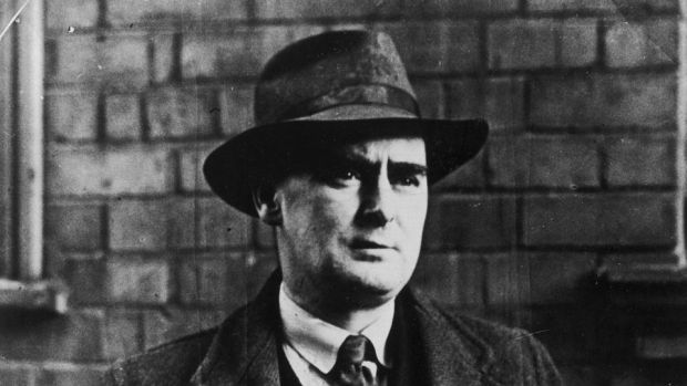 Myles na gCopaleen aka Flann O'Brien aka Brian O'Nolan. File photograph: The Irish Times