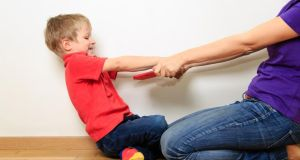 Ask the Expert: My little boy is aggressive towards me
