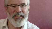 Gerry Adams on the IRA, Northern Ireland and when to step down