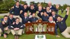Royal Dublin finally reclaimed the Barton Shield at Carton House after a 47-year drought. Photo:  Pat Cashman