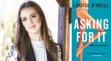 An extract from Louise O'Neill's Asking For It, plus win copies and podcast tickets