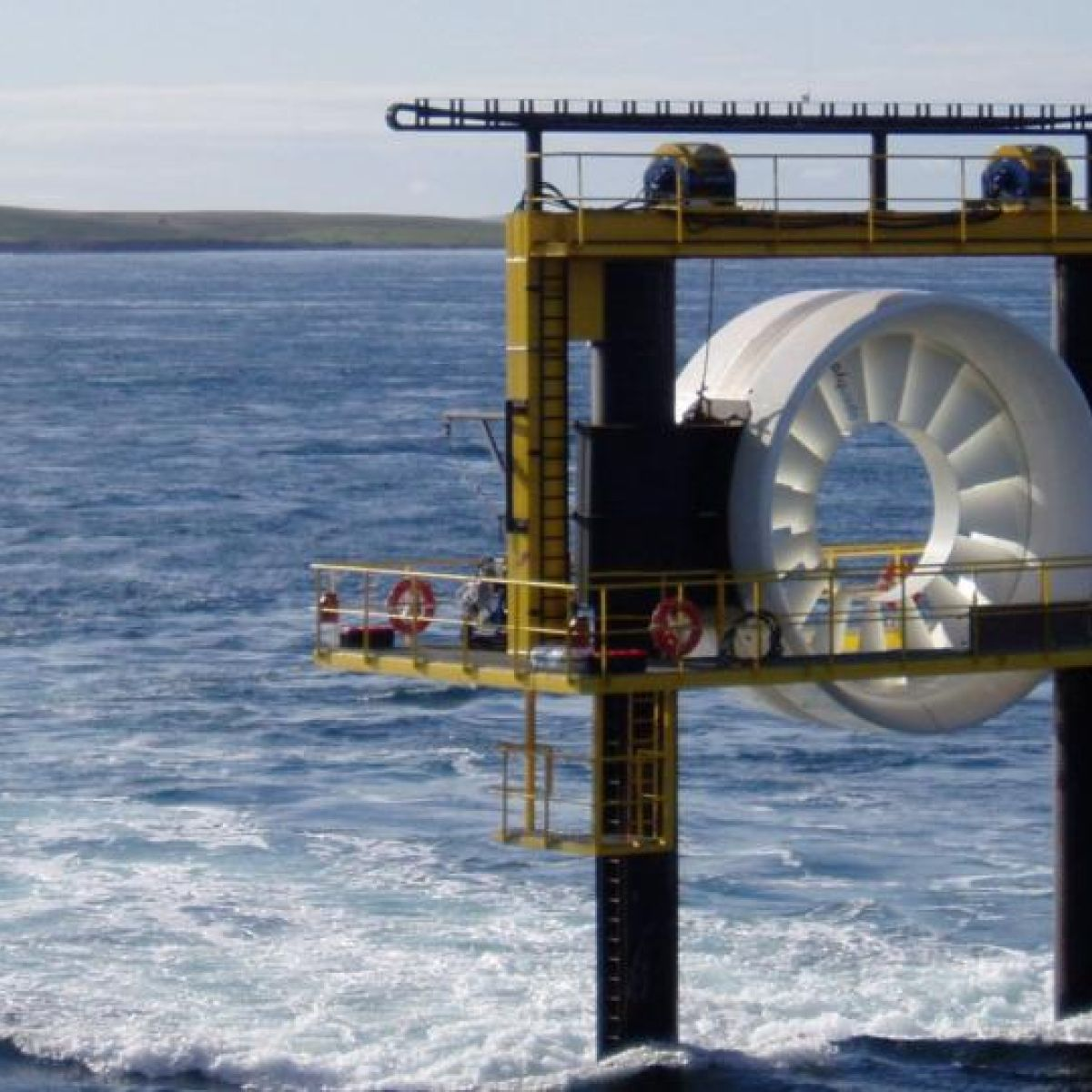 Openhydro to raise €55 million to spend on technology