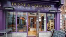 Meal Ticket: Dunne and Crescenzi, Dublin 2