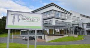 Business park: Cairn International Trade Centre, on the outskirts of Kiltimagh. Photograph: Alan Betson