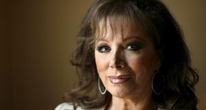 Jackie Collins was  known for her vibrant novels about the extravagance and glamour of life in Hollywood. Photograph: Lucas Jackson/Reuters