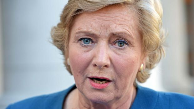 Minister for Justice Frances Fitzgerald has said long-awaited legislation to reform the legal profession will be in place by the end of the year. Photograph: Eric Luke/The Irish Times