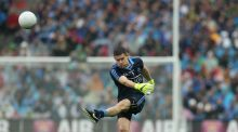 "Dublin's Stephen Cluxton trotted up and down the pitch ""like the slow boat to China"", according to Martin Carney. Photograph: Ryan Byrne/Inpho"