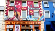 Love is in the air in Lisdoonvarna