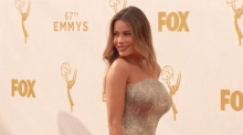 Emmys 2015: Sofia Vergara and Lady Gaga light up the red carpet