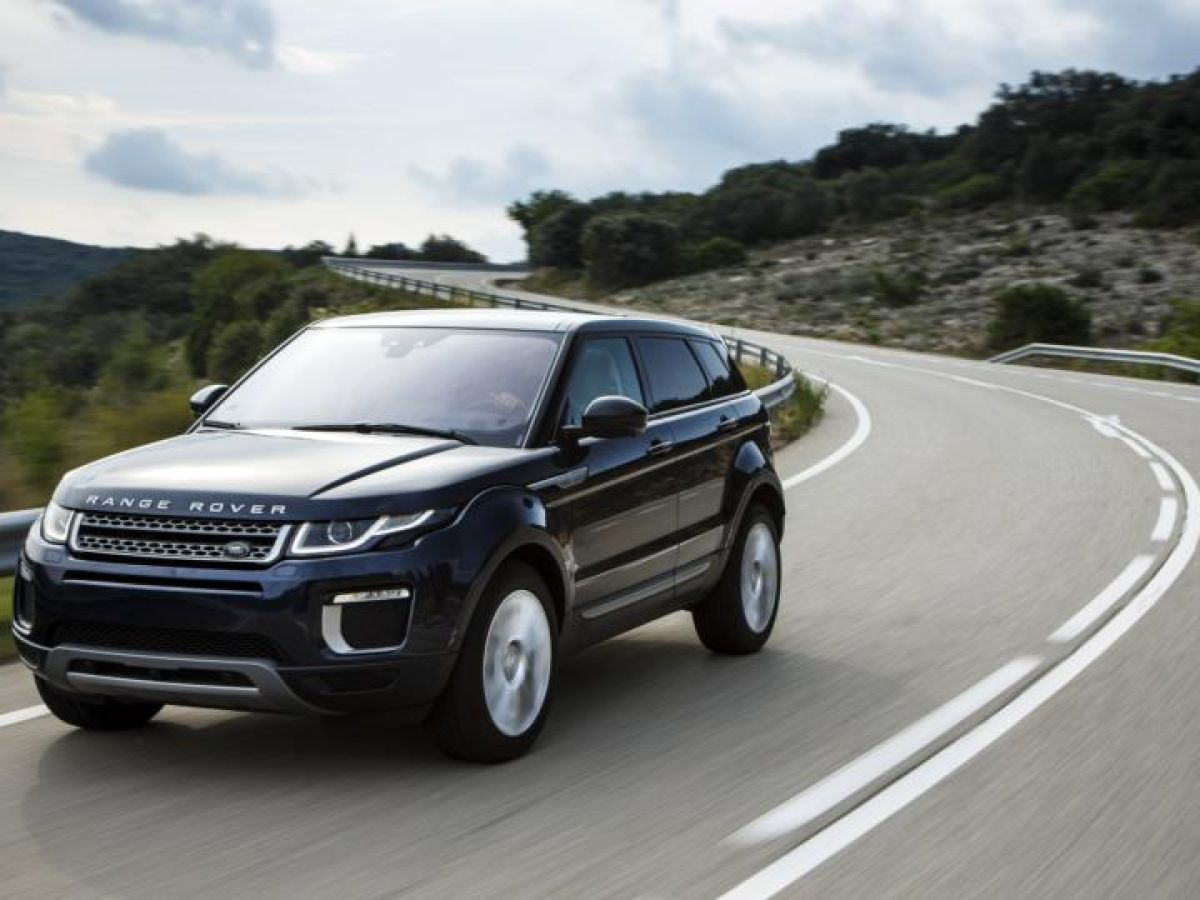 New Evoque Is Range Rover Roughnready Driving Light Wiring Australian Land Owners