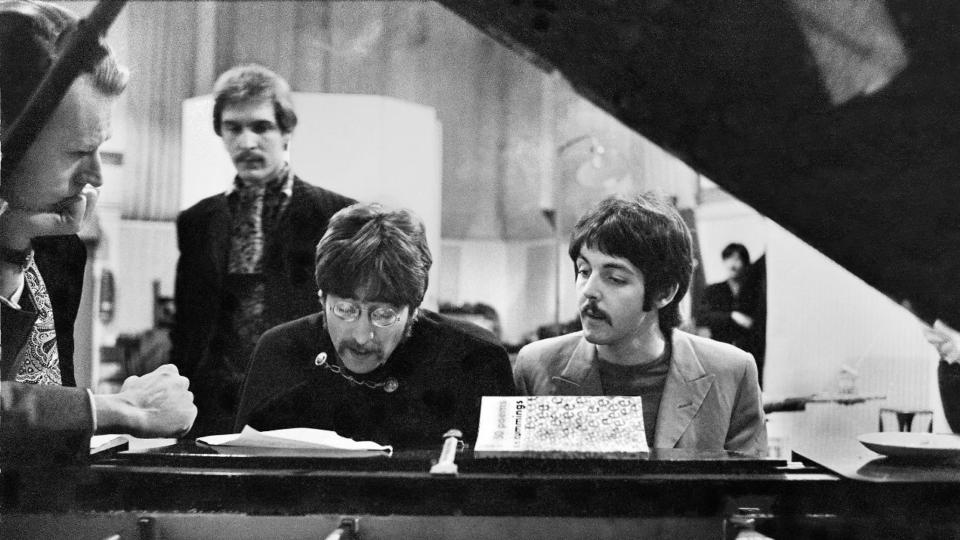 A Bit Of A Fantasy The Beatles Abbey Road Sessions border=