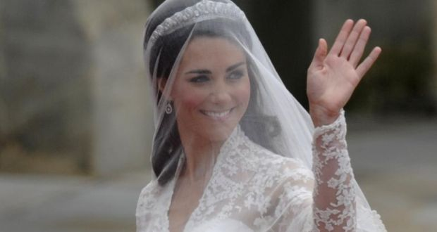 Fabric fit for a princess: Limerick embraces the lace