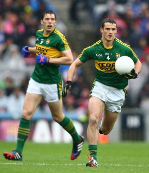 2. Shane Enright (Kerry) Got the big jobs and wasn't found wanting any day. Put Brian Hurley in his pocket and kept a tight rein on Bernard Brogan in the final.