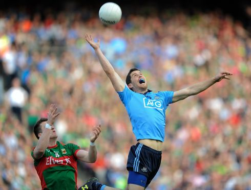 3. Rory O'Carroll (Dublin) Can thank Cian O'Sullivan for the protection in front of him but saw off all challengers. A strong, physical defender.
