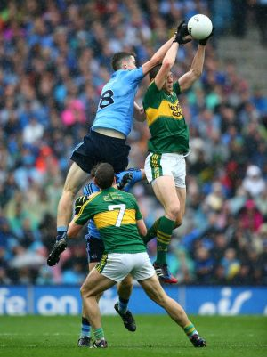 8. Brian Fenton (Dublin) Faced down David Moran in his first All-Ireland final by getting on the front foot and scoring an early point. Spunky enough and a big find for Dublin.