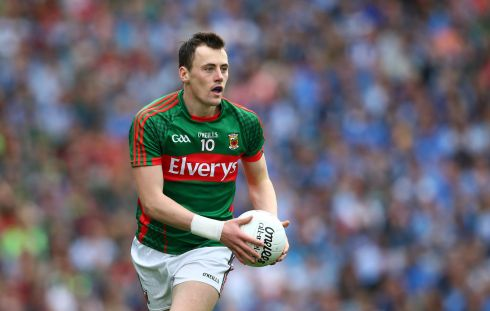 10. Diarmuid O'Connor (Mayo) Looks a bit unorthodox and raw but improved leaps and bounds as the year wore on. Hard to leave Diarmuid Connolly out but two poor semi-final displays cost him.
